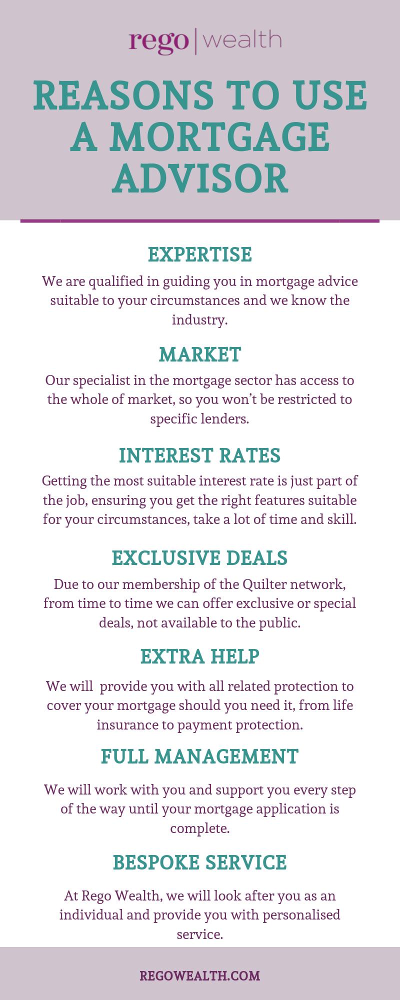 Reasons To Use A Mortgage Advisor